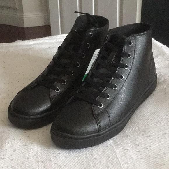 "3f523197ad1fb ""Read"" Leather Slip Resistant Shoe"